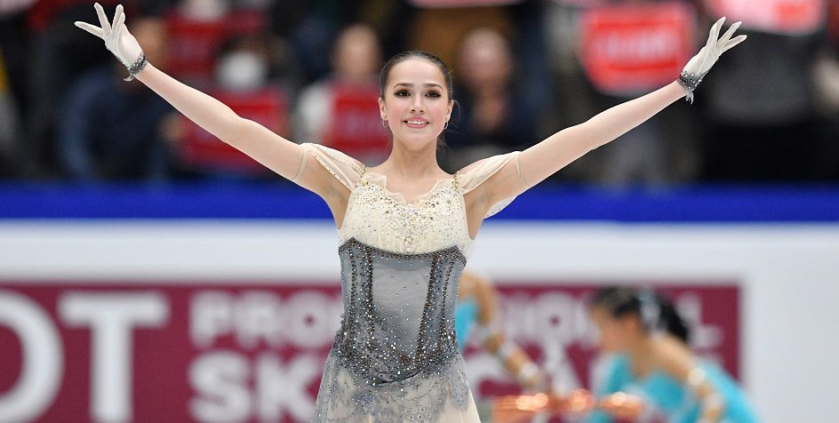 Чемпионка Мира - Алина Загитова