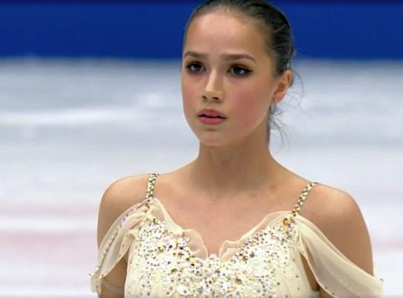Алина Загитова первая в короткой программе на ЧМ-2019 в Японии (Сайтама)