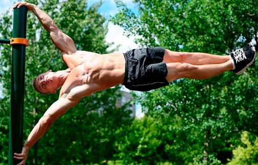 Workout тренировка