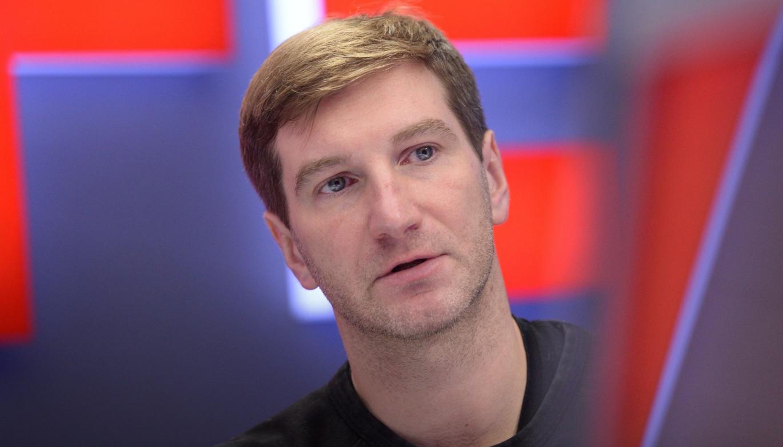 Антон Красовский, глава дирекции вещания на русском языке телеканала RT