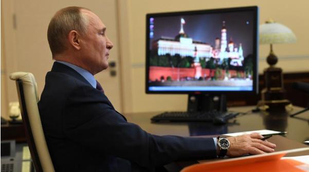 Тихая революция Путина
