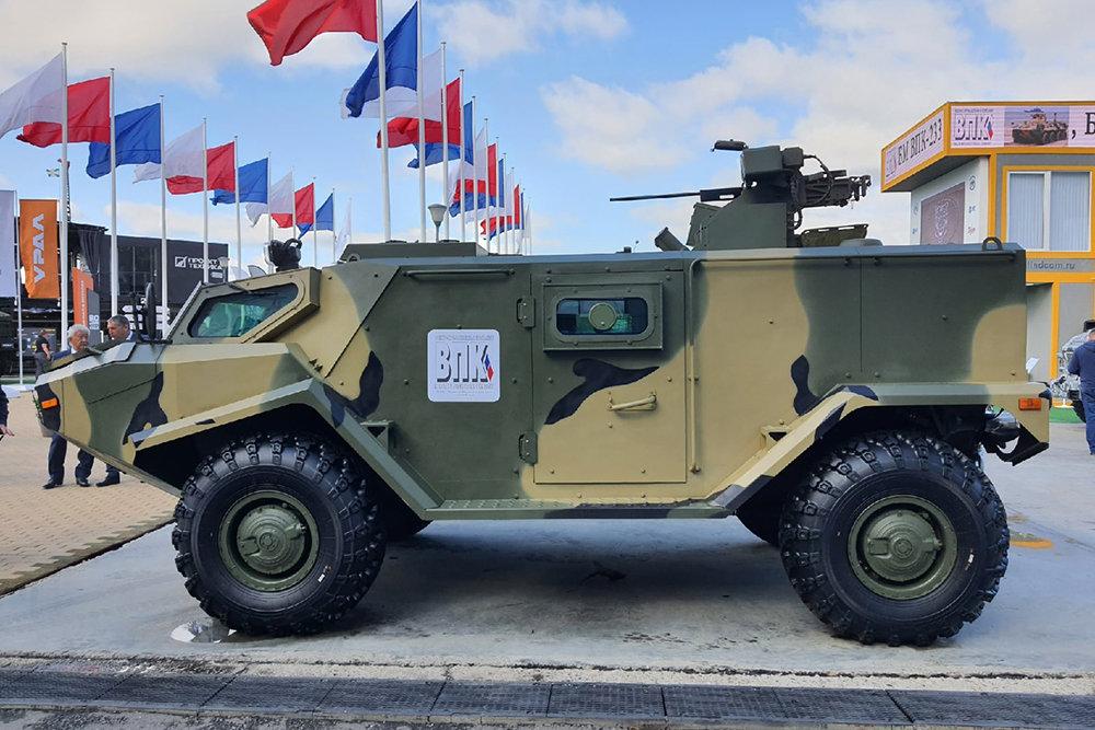 """БРДМ-4 показали на """"Армии-2021"""""""