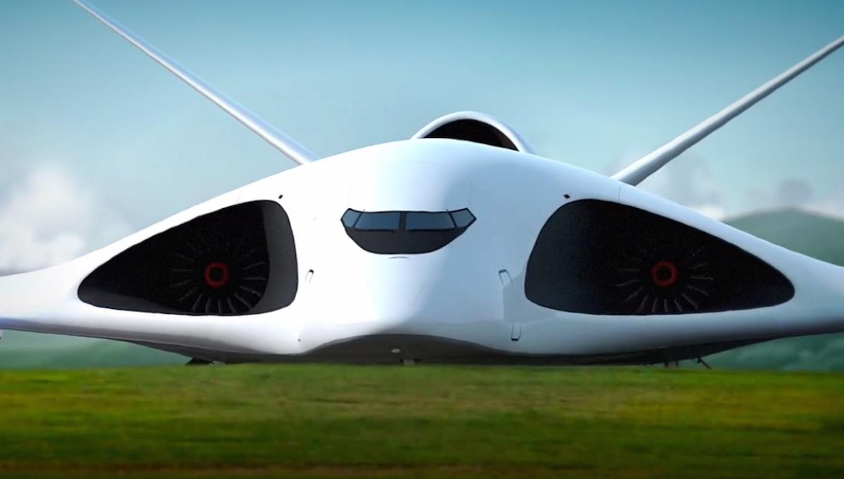 Прспективный сверхтяжелый транспортный самолет