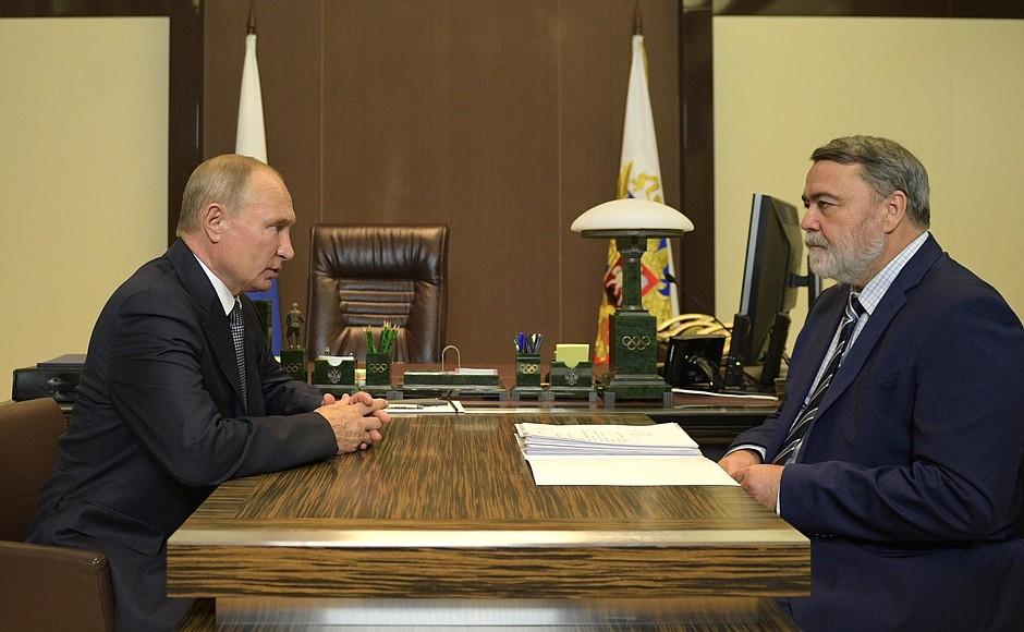 Встреча с главой ФАС России