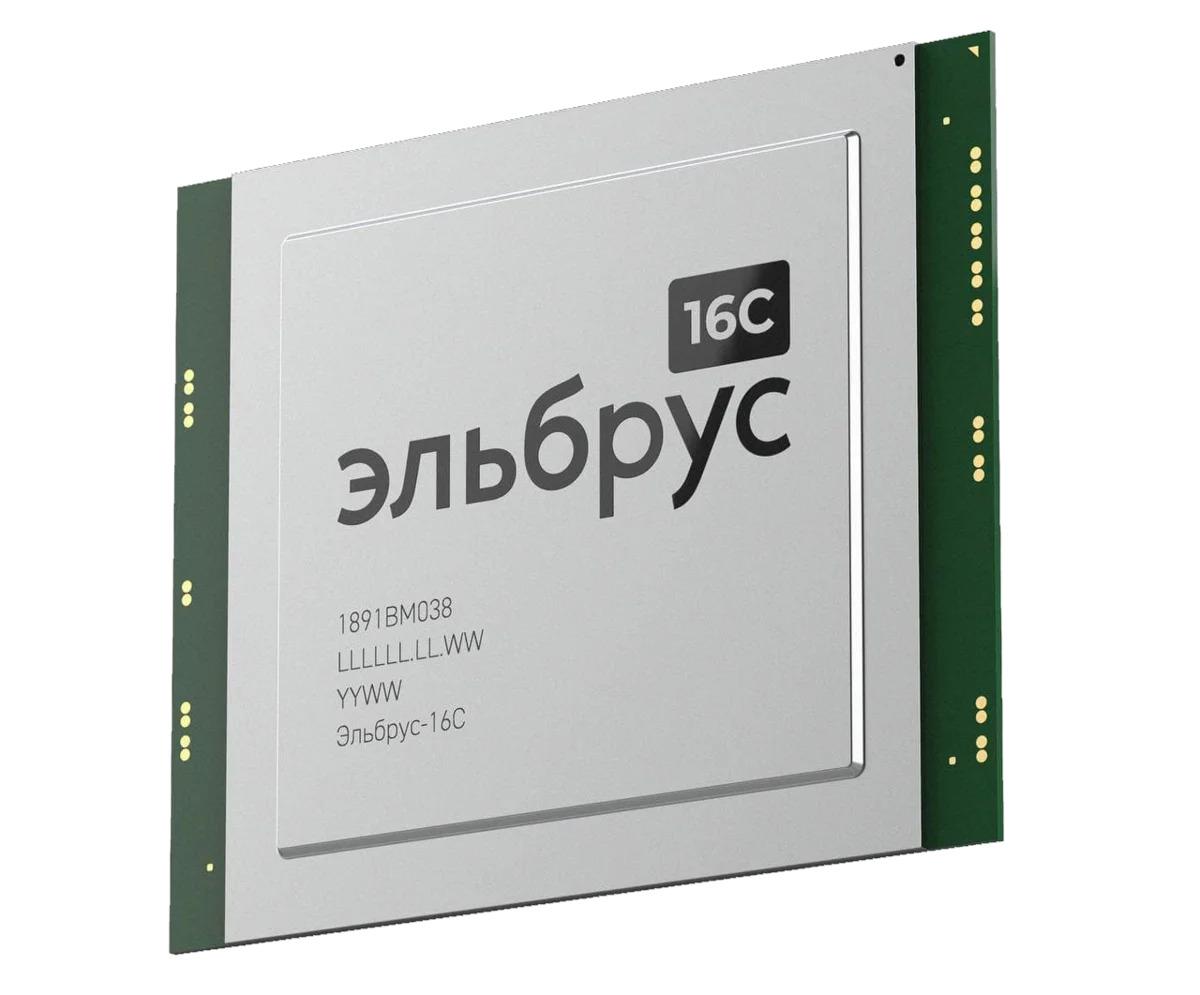 Процессор Эльбрус 16С